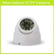 Analog 1200Tvl Cctv Dome Indoor Sony Chip Hd Cctv 12V Surveillance Camera Support 960H DVR