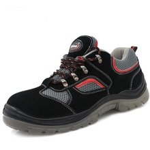 China Customized Men Safety Shoes Work Shoes Comp Steel Toe Shoes