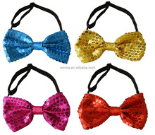 Glitter Sparkly Adults Sequin Hat Braces Dicky Dickie Bow Tie Fancy Dress Set BOT 20016