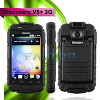 Strong Phone 3.5inch Discovery V5+ 3G Dual SIM Waterproof Phone