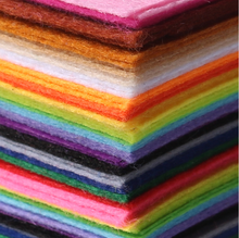 wholesale thickness 2mm fabric felt sheet for crafts