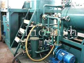internal-combustion engine oil regeneration oil purification oil recycling system