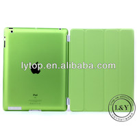 for ipad2 smart cover +back case