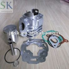 motorcycle ceramic cylinder kit, for JOG,BWS,NRG motorcycle parts
