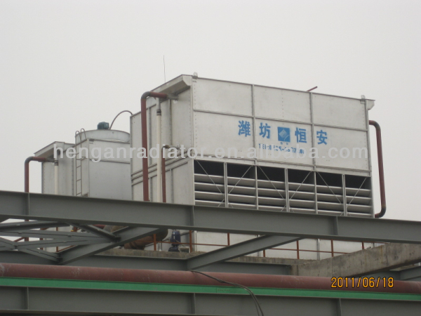 Evaporative Condenser Cooling Tower