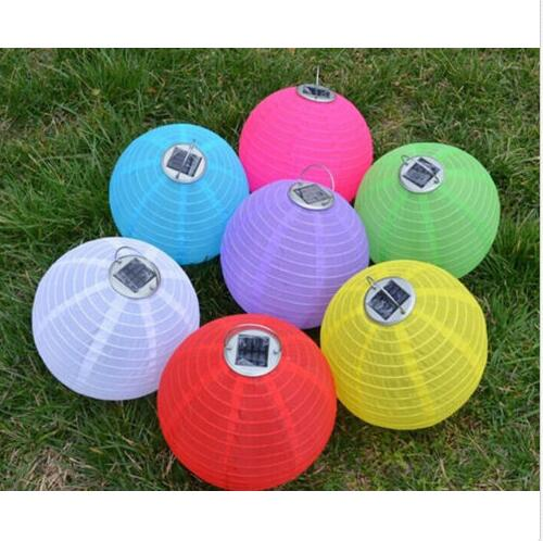 Hot sale in 2015 50cm solar powered chinese sky lantern