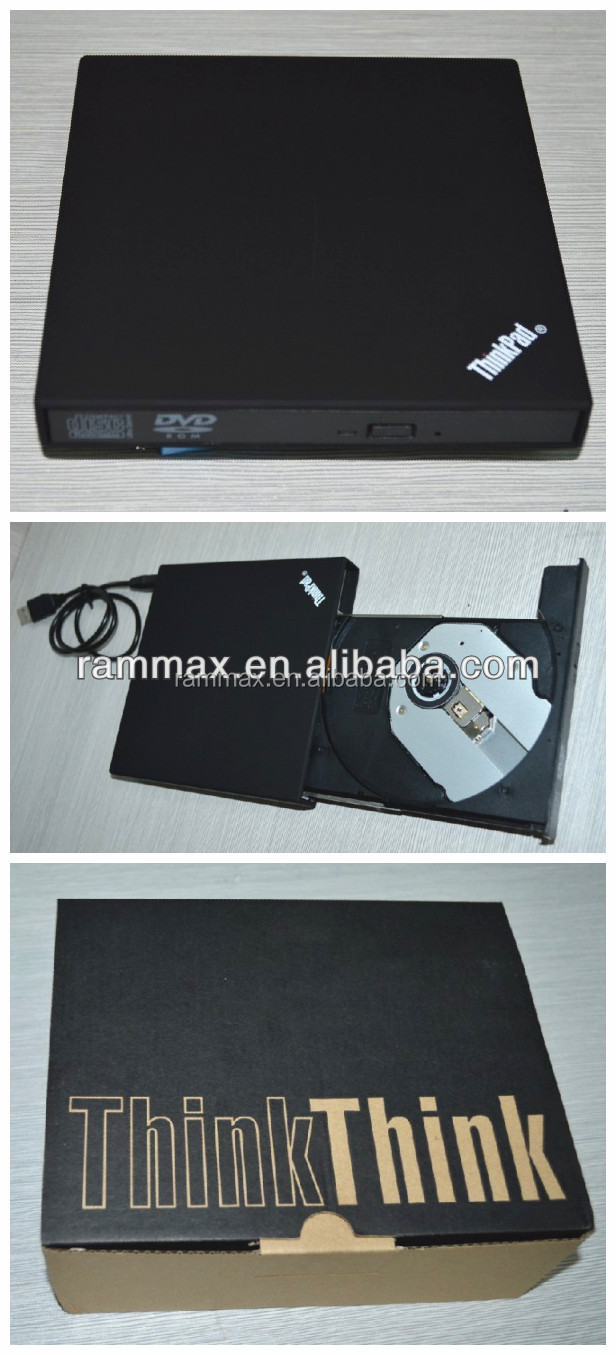 Various USB2.0 External DVD/VCD RW driver for notebook