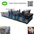 Full automatic high performance toilet tissue paper machine