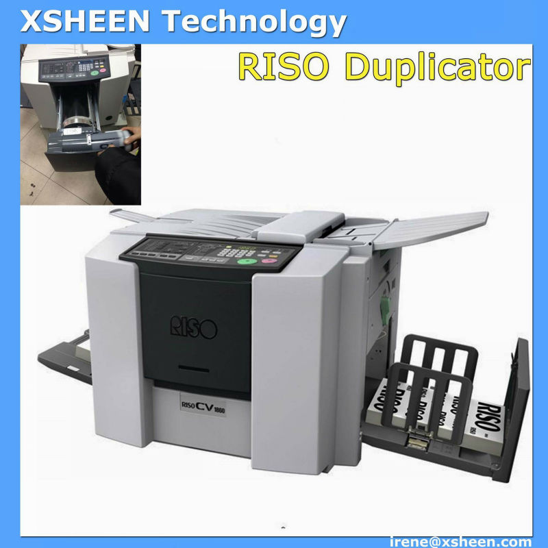 27 RISO digital duplicator spare parts, stencil printing machine