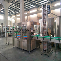 Professional Automatic Flavor Water Filling Line