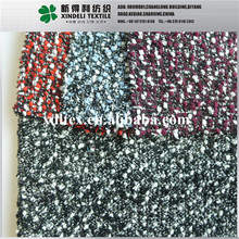 XL25090 High quality woven yarn dyed 100% SYNTHETIC angora wool fabric