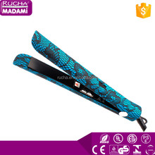 New design transfer printing professional 470 degrees LCD gorgeous flat iron ceramic fast hair straightener
