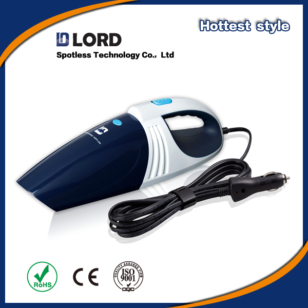 Shenzhen Factory 12V 75W CV-LD102-10 Portable Wet And Dry Auto Vacuum Cleaner National Vacuum Cleaner