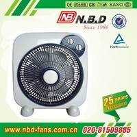 12 Inch box fan approval good quality and fast delivery .