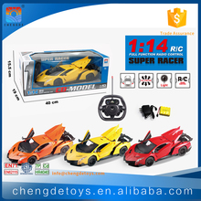 5 Channel 1/14 RC Model Car For Kids New Toy Car RC 4x4 With EN71