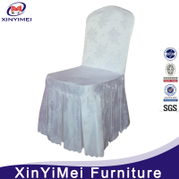 Cheap Elegant Polyester Chair Cover for Wedding