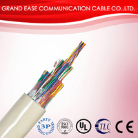 25 pairs outdoor telephone cable