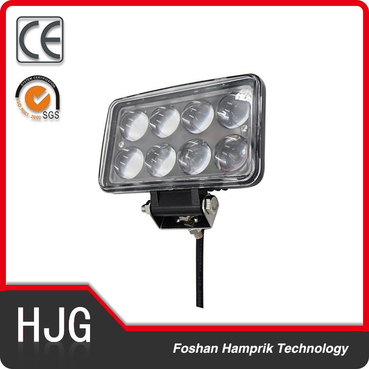 Factory supply ce agricultural machinery led vehicle work lights