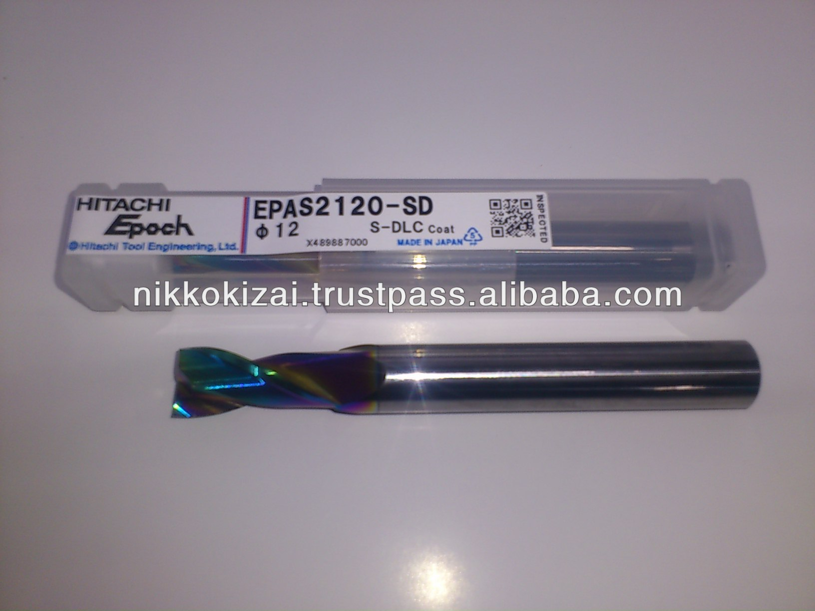 High efficient with cheaper price for asphalt milling cutter and carbide end mill hitachi