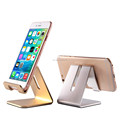 Universal Aluminum Metal Phone Stand Holder For iphone SE 6S 7 plus For Samsung Note 7 Tablet Desktop Holder Stand