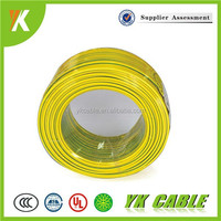 10mm2 16mm2 25mm2 35mm2 Stranded Green Yellow Ground Earth Wire