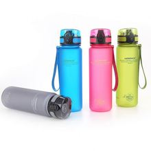 Outdoors And Camping <strong>Fruit</strong> Infusion Plastic Water Drink Bottles With Lid