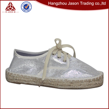 Fashion Women Lace Up Casual Flat Espadrilles Specialized Shoes