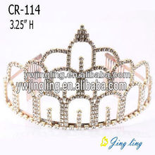 Royal crowns and tiaras pageant crowns