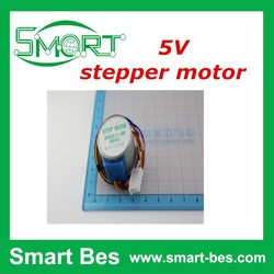 Smart Bes 5V stepper motor 4 phase 5 cable stepper motor new gear motor 28BYJ-48-5V