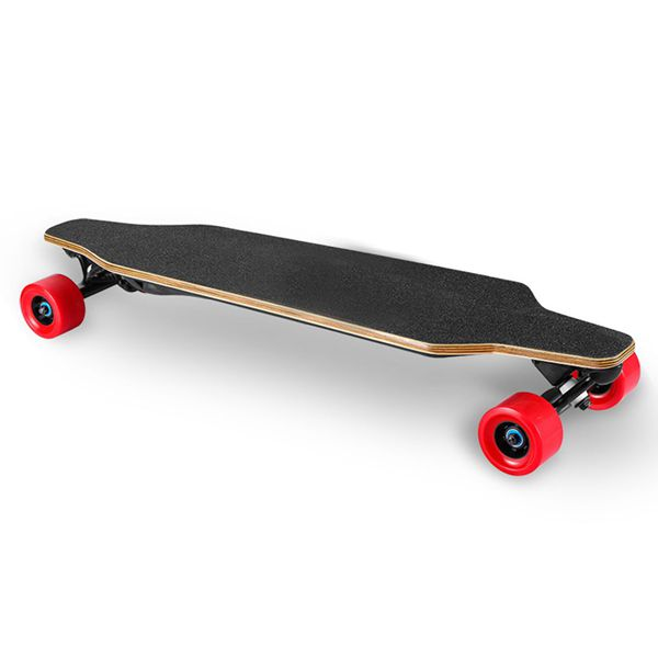 The lightest electric long board 2x1000 watt 25km/h battery fashion sport self balancing electric scooter