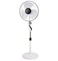 New design plastic materials top selling portable 16 inch electric floor Stand Fan with BV certificate