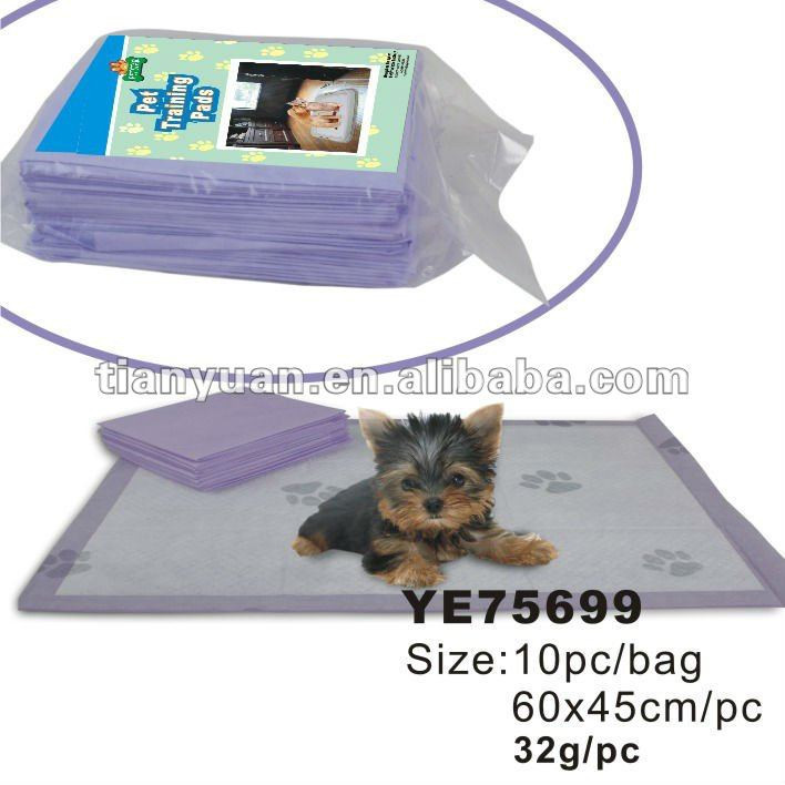 Best Absorbent Disposable Puppy Training Pads