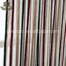 Chinese Factory Cheap stripe window curtain
