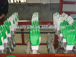 Cheap Cotton Interlock Industrial latex hand gloves rubber latex China wholesale supplier,working glove gloves