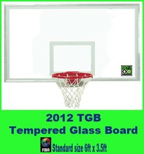 Tempered Glass Basketball Board