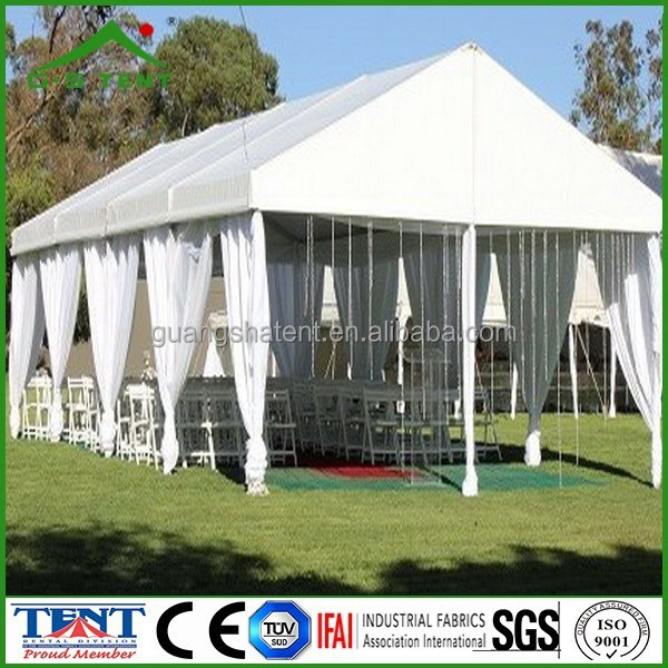 party decoration supplies big wedding hall tent for outdoor event in us