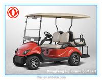 Multi-functional 48V 4 seats electric golf car in the excellent condition