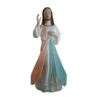 Wholesale Resin Saint Jesus Figure Jesus Christ Statues Virgin Mary figurine