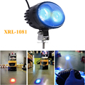 Factory Price Forklift Safety Approaching Warning Light Blue Point/Arrow LED Work light