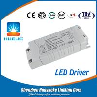 500ma dimming led driver plastic case 70W