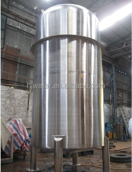 HJ-S11 304 stainless steel water tank 1000 liter foshan supplier
