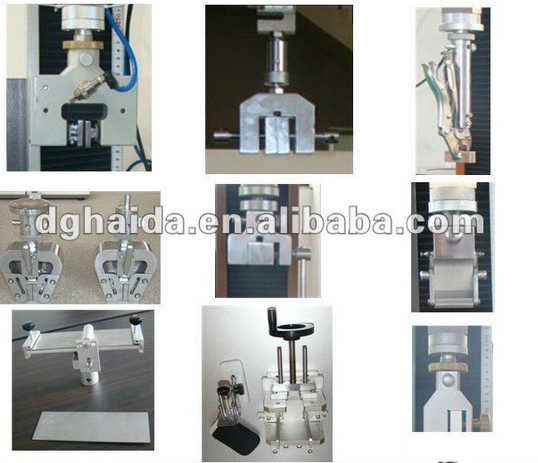 Electronic 2000KN Universal Tensile Strength Testing Machine Price