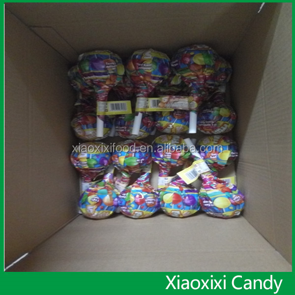 Big mixed lollipop 3 in carton with new package
