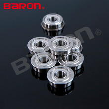 German high precision miniature 7x13x3mm robot bearings MF137ZZ