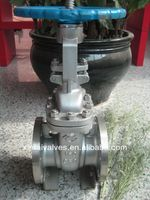 gate valve parts diagram A216 WCB API gate valve chain operated gate valve