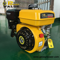 Hot sale 4.8kw 6.5HP Air-cooled 4-Stroke Silent Engine Strong Power Portable Engine Generator Parts Gasoline/petrol Engine