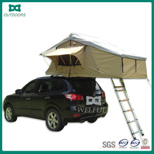canvas camping car rooftop tent