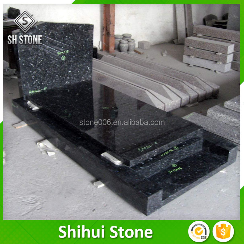 Excellent granite monument and grave marker from china