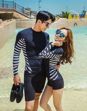 women and mens swimwear Couple swimwear
