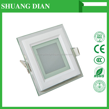 Shuangdian lighting LED panel lights MBBF 18W square 30000H Wholesale Cheap 85V 265V SMD 2835 3000K 6500K low price